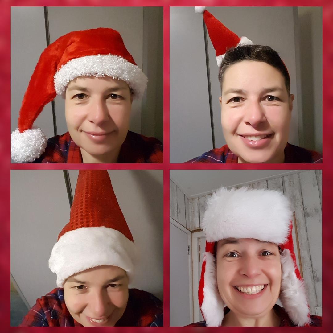 gekke kerstmuts